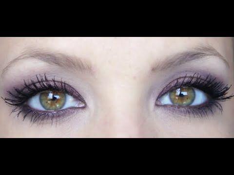 # Maquillage pour Yeux vert avec AU NATUREL de sleek - YouTube
