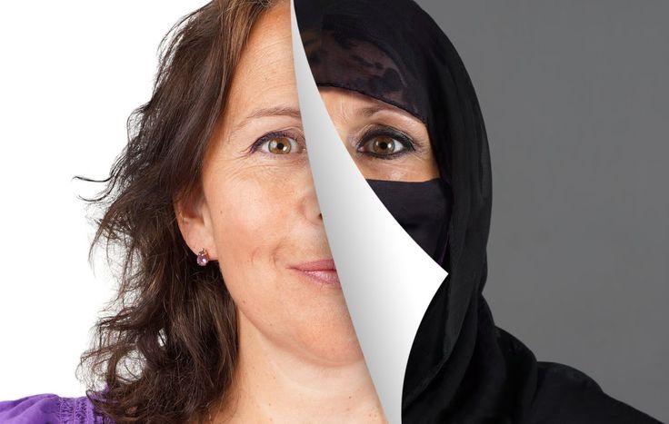 SZOK! Jak muzułmanie traktują kobiety!? KOBIETA W ISLAMIE! Bardzo MOCNY ...