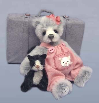 Adorable mini bear