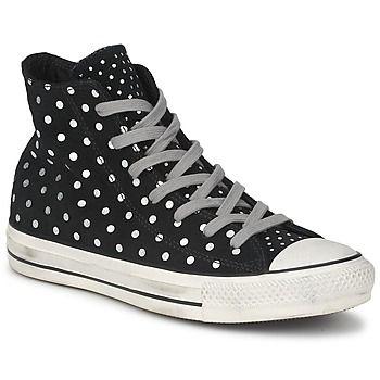 Converse - ALL STAR DOTS SUEDE HI