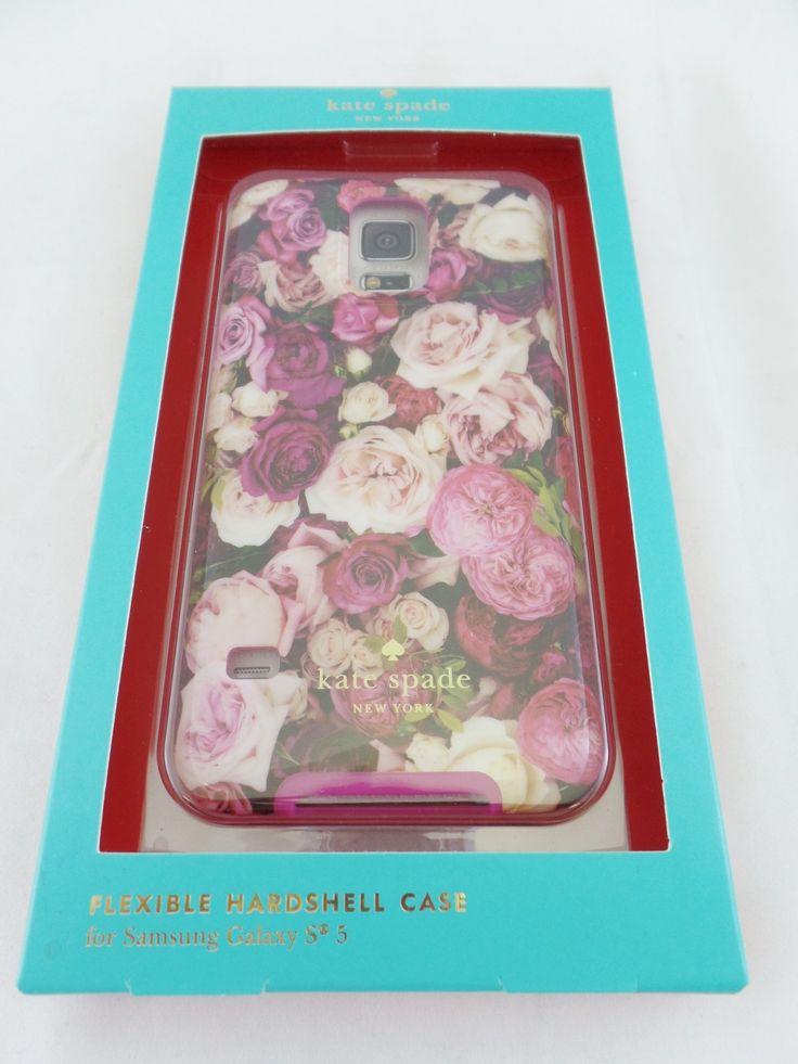 Kate Spade New York Flexible Hardshell Case For Samsung Galaxy S5