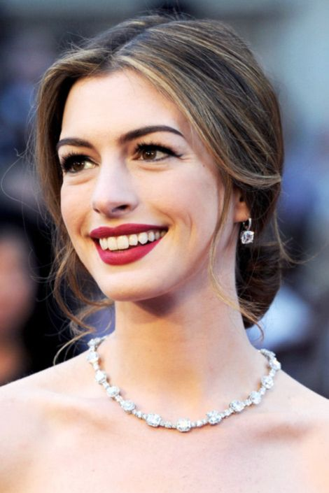 """I believe I've always been a big believer in equality. No one has ever been able to tell me I couldn't do something because I was a girl.""Anne Hathaway"