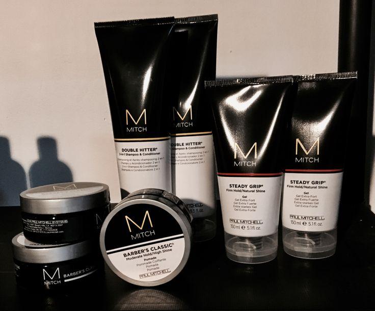 """Mitch de Paul Mitchell es su """"go-to guy"""" para cualquier situación de estilo. Con elementos esenciales para el kit de cuido  de cada hombre. Productos de alto rendimiento creados para el aseo y cuido de los hombres#myvishnulook #men  #estilo #hairstyle #productos #lomejor #om"""