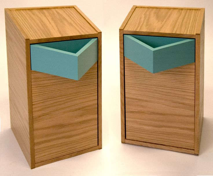 Lokero bed side table for Puulon.