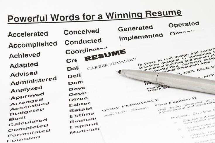 Keywords For Resume 15 Best Resumes Images On Pinterest  Teacher Resumes Resume Ideas