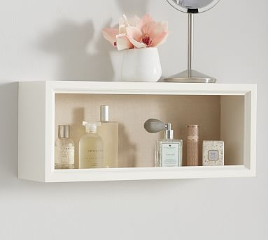 Clara Perfume Shelf #potterybarn                                                                                                                                                                                 More