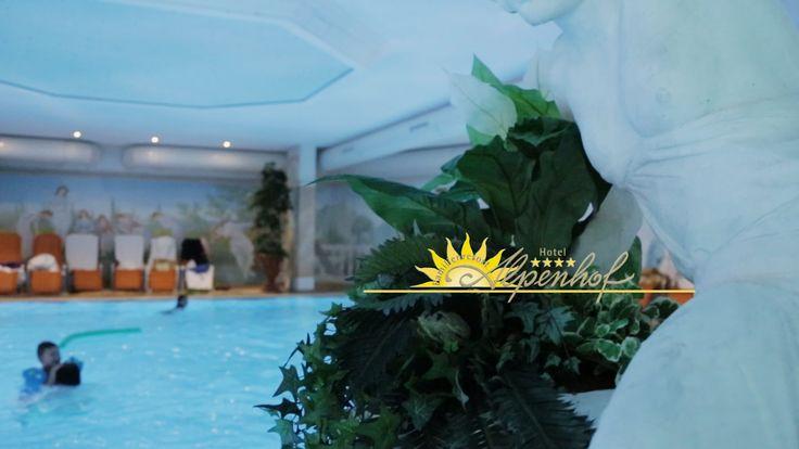 Alpenhof Gerlos - Hotel mit Wasserrutsche und Hallenbad im Zillertal