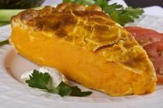 Piatto tipico autunnale, gustoso e salutare, lo sformato di zucca!