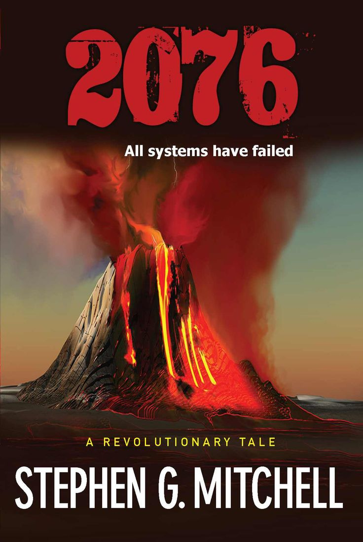 FREE on Kindle:  Aug 22 - 23 ~~  2076: A Revolutionary Tale ~~ See why this novel has been downloaded over 6000 times!