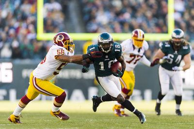 NFL odds for Monday Night Football. Eagles vs Redskins and Texans vs Chargers debut Monday night.
