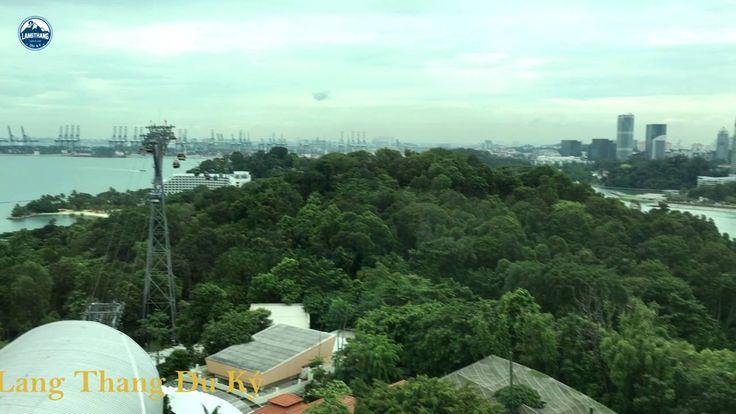 Du Lịch Singapore - Một Vòng Trên Không Ngắm Toàn Cảnh Singapore