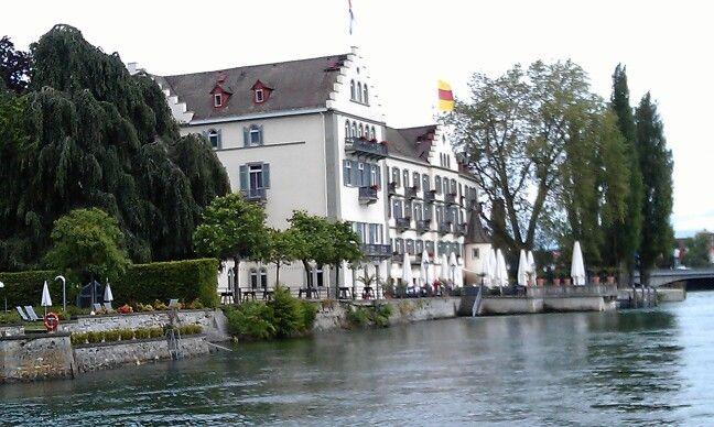 #Inselhotel # Konstanz