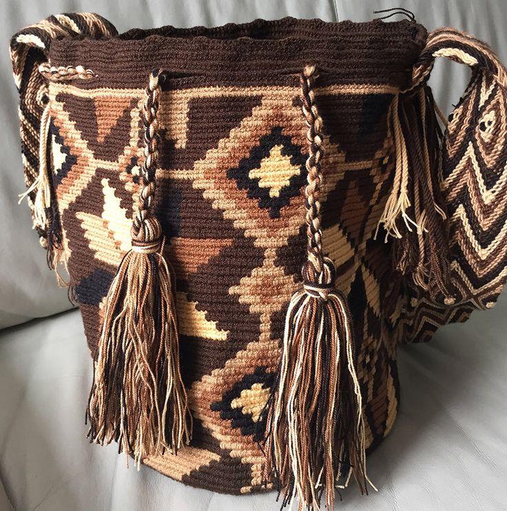 A personal favorite from my Etsy shop https://www.etsy.com/listing/199102851/wayuu-bag-mochila-hand-woven-ship