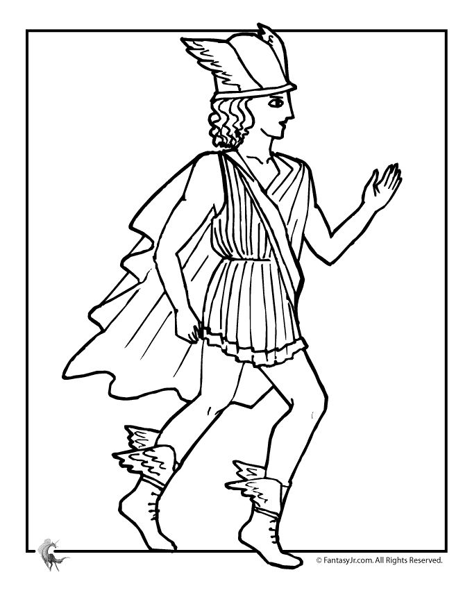 greek coloring pages - greek amphora coloring page coloring pages