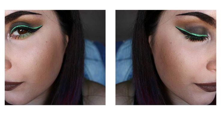 Alien ��  @morphebrushes @kikomilano @essence_cosmetics @makeuprevolution @nablacosmetics @limecrimemakeup @debbyexperience @wycon_cosmetics @catrice.cosmetics @purobio_cosmetics @maccosmetics . . . . . . . #base #beautiful #beauty #concealer #cosmetic #cosmetics #crease #eyebrows #eyeliner #eyes #eyeshadow #fashion #foundation #glitter #gloss #glue #instamakeup #lash #lashes #lip #lips #lipstick #makeup #mascara #palettes #powder #primers #TagsForLikes #tar #TFLers…