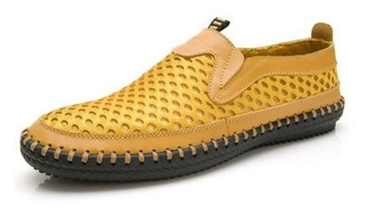 Mens water shoes loafers