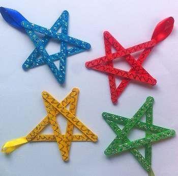 estrellas de palos de polo nadal