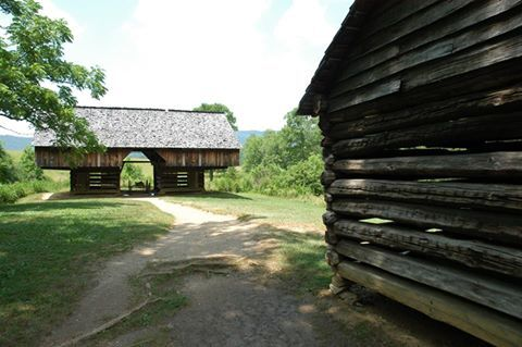 You can go back in time anytime when you visit Cades Cove!