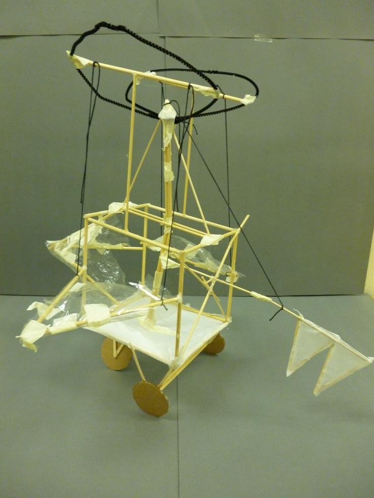Artistic Freedom: Leonardo Da Vinci Flying Machines
