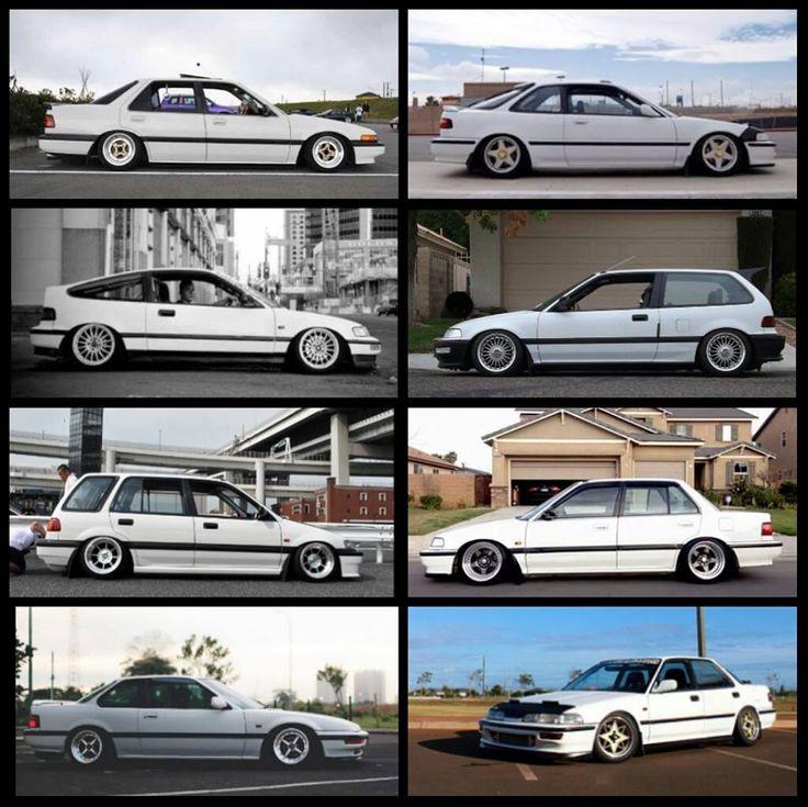 109 Best Honda Images On Pinterest Honda Cars Honda Civic And