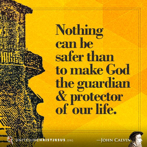 """a biography of john calvin a promoter of protestantism and the father of calvinism """"bishop"""" du tillet was urging his former friend john calvin similarly to desert protestantism and john calvin: a biography the godly life of john calvin."""
