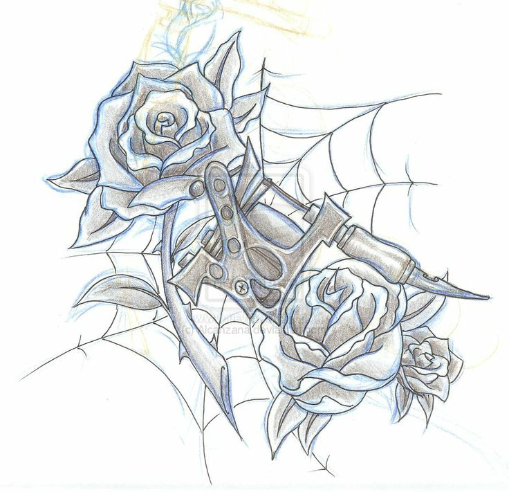 Machine Gun Tattoo   tattoo_machine_tattoo_design_by_alcanzana-d3c7unv.jpg