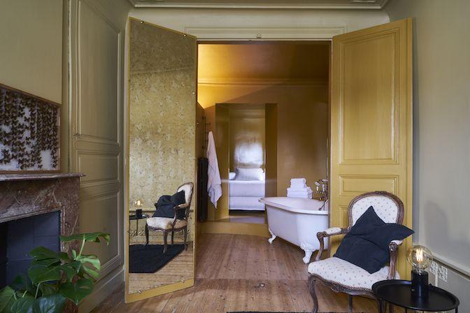 Chambre D Hote Pieux A Montreuil En 2020 Maison D Hotes Chambre D Hote Chambre