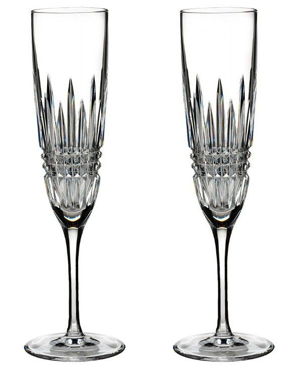 toasting flutes waterford crystal irish wedding wedding gifts forward