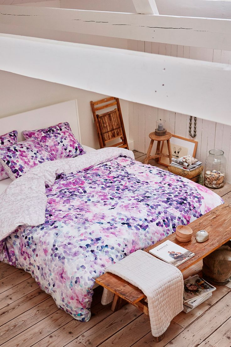 Pink bed sheet design - Stylish And Cozy Treat Yourself With Comfy Bed Linen By Esprithome