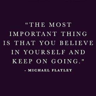 Michael Flatley quotes!