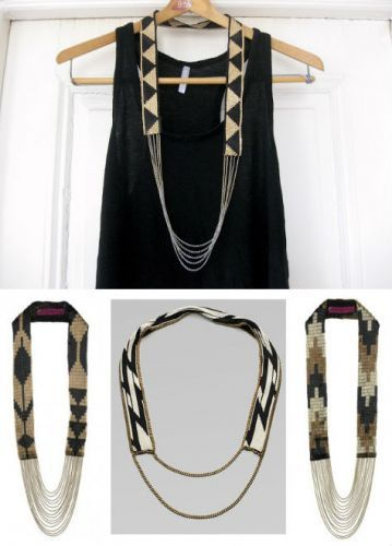DIY Fiona Paxton Necklace