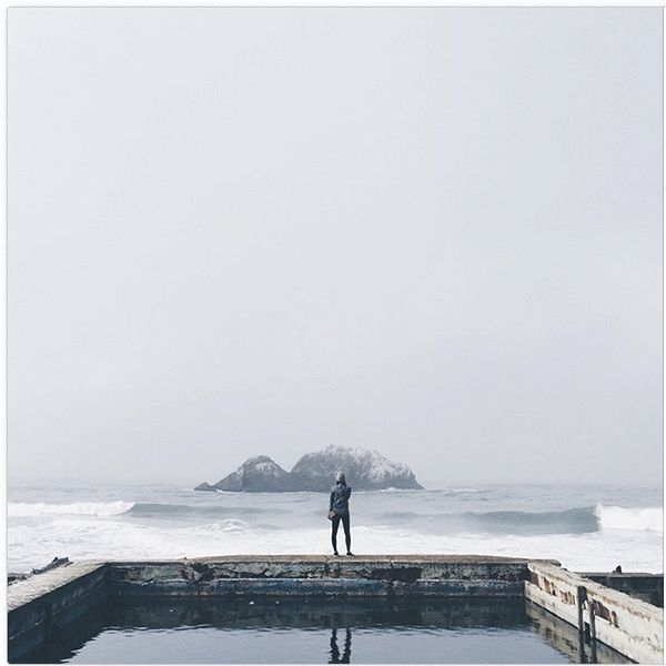 For An Urban Hike: Lands End While there may be many spots around the city to explore, we think Lands End wins for its breathtaking views. Lands End, Seal Rock Drive and El Camino Del Mar; no phone. #refinery29 http://www.refinery29.com/romantic-spots-in-san-francisco#slide-10