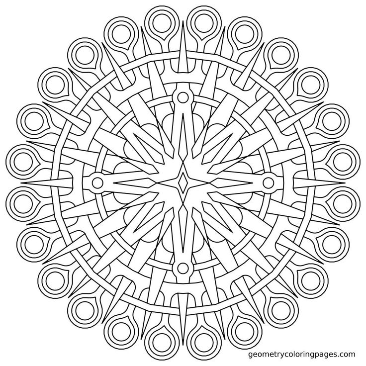 Colouring Them Is Known To Help Reduce Anxiety And Stimulate Relaxation Start By Printing Off One Of The Mandala Designs This Website Begin