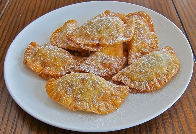 my Italian grandma used to make these on March 19th, St Joseph's Day
