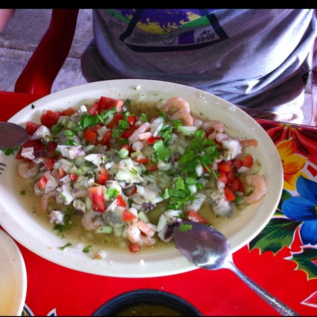 ... de mariscos. | Mexicana Y Deliciosa Mmm | Pinterest | Salads and Food