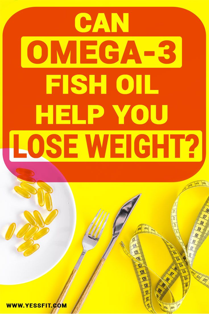 how can omega-3 fish oil help you lose weight | tasty diet plan