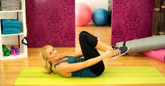 In 6 Wochen machen wir dich fit! Alle Fitness-Videos, sowie Tipps rund um Ernährung und Sport, findest du im großen Fitness-Special go FIT mit gofeminin...