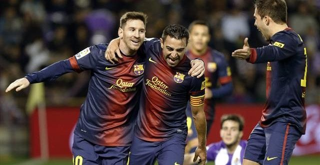 Barcelona upcoming match against Valladolid. Match preview.