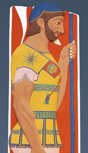 """[TMP] """"Tunic colours in the later hoplite / early sucessor period"""" Topic"""