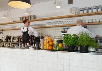 theresa // grill – restaurant – bar // münchen