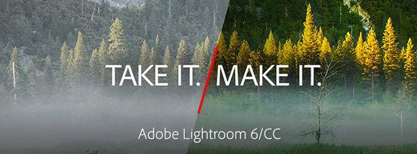 Download New Adobe Lightroom 6/CC Free Trial