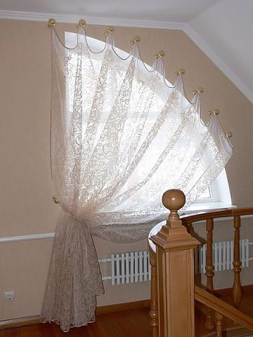 A fan that came to life... #sheers #drapes #curtains