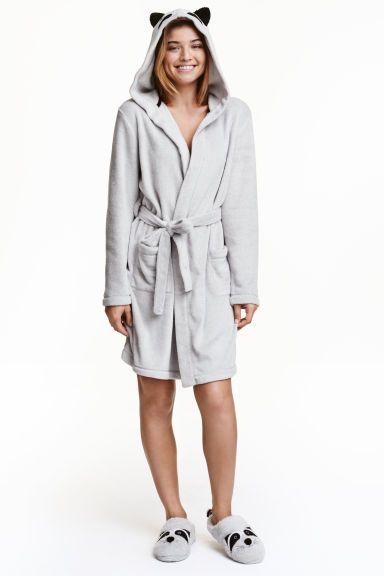 Robe de chambre en polaire | H&M