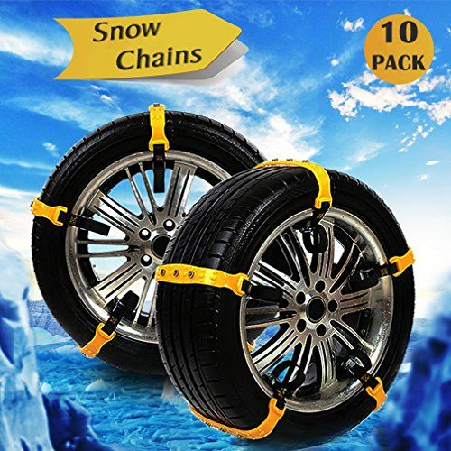 Snow Chains, Anti-skid Emergency Snow Tyre Chains Car Belting Straps, Universal Fit Emergency Anti-Skid Car Cable Tire Mud Snow Chains, Tyre Winter Traction Aid 10PCS. For product info go to:  https://www.caraccessoriesonlinemarket.com/snow-chains-anti-skid-emergency-snow-tyre-chains-car-belting-straps-universal-fit-emergency-anti-skid-car-cable-tire-mud-snow-chains-tyre-winter-traction-aid-10pcs/