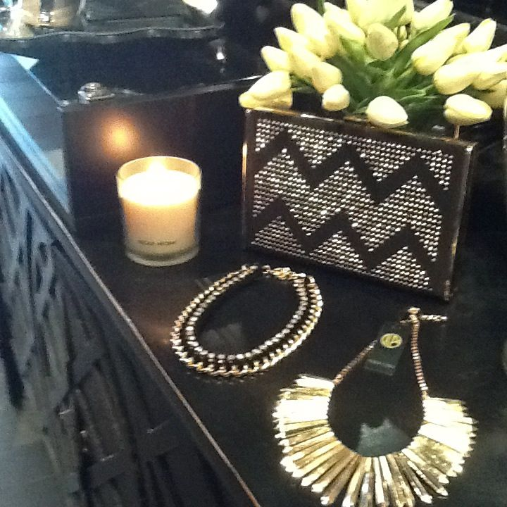 After 5 statement pieces come and see us. Mara x