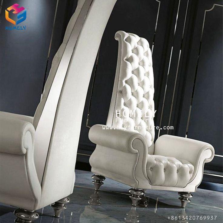 french popular elegant cheap king throne spa pedicure chair
