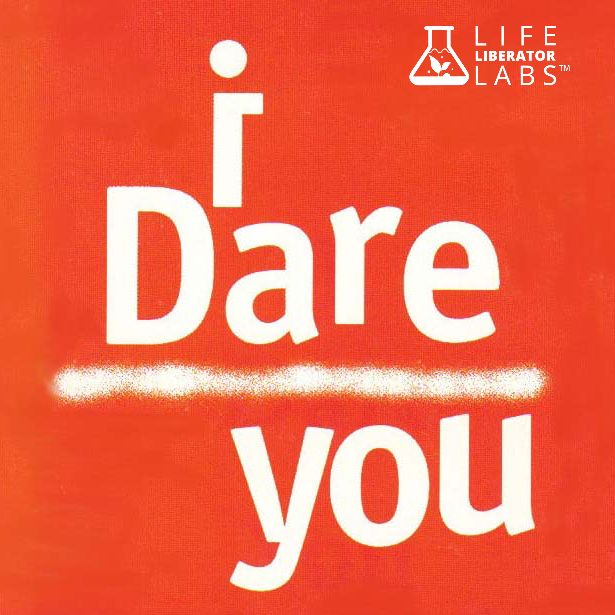 In celebration of National #DareDay, dare to take care of your liver!  #LiverLiberate @lifeliblabs tag someone who needs liver support.