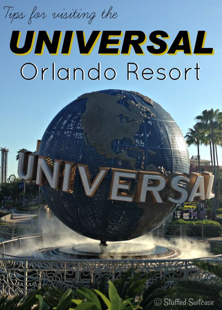 Tips for visiting the Universal Orlando Resort and The Wizarding World of Harry Potter StuffedSuitcase.com family travel