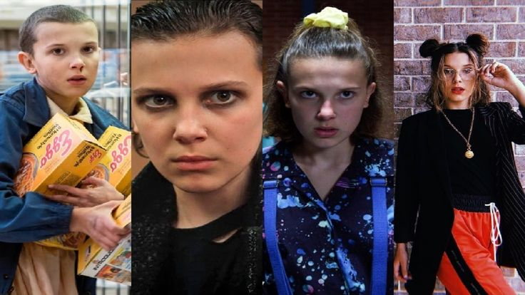 Stranger Things Cast Then And Now It Cast Cast Stranger Things