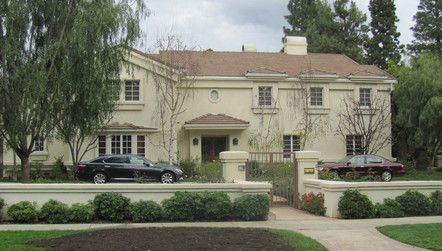 1000 N Roxbury Dr, Beverly Hills, CA 90210 ~ Lucy lived here first with Desi Arnaz, then with her second husband, Gary Morton.